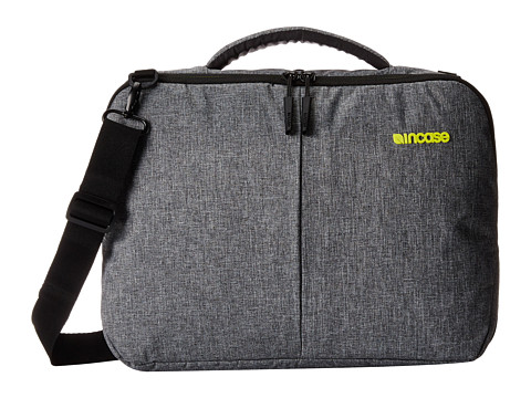 Incase - Reform Tensaerlite Brief 15 (Heather Gray) Briefcase Bags