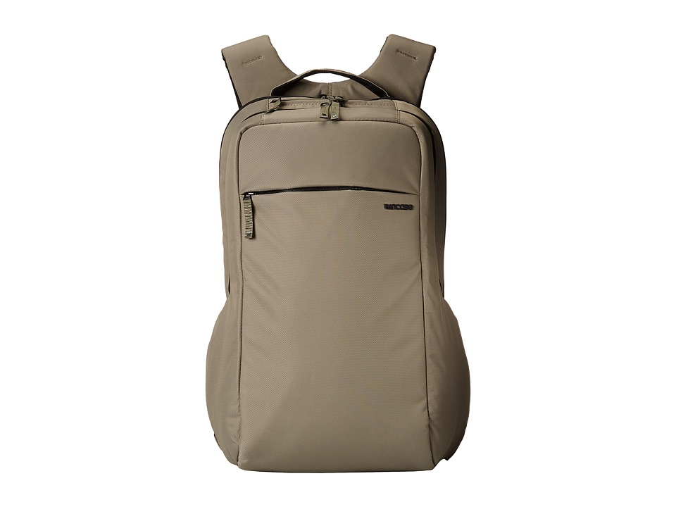 Incase - Icon Slim Pack (Moss Green/Black) Backpack Bags
