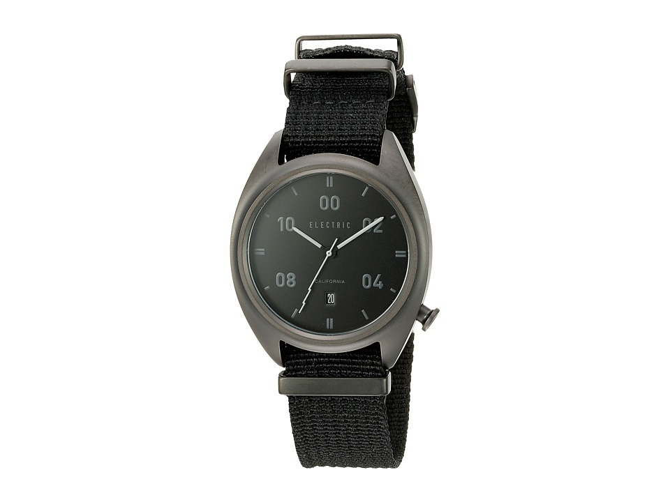 Electric Eyewear - OW01 Nato (All Black) Analog Watches