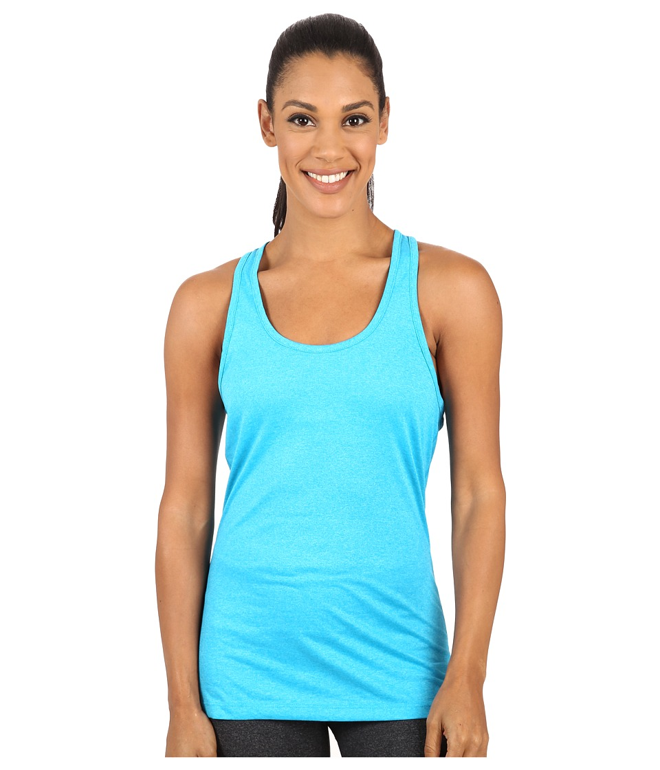 Nike - Balance Tank Top (Blue Lagoon/Blue Lagoon) Women's Workout