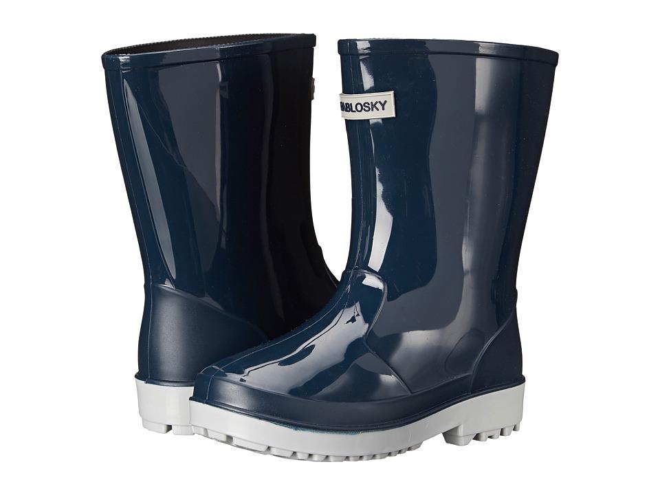 Pablosky Kids - 929720 (Toddler/Little Kid/Big Kid) (Navy) Kid's Shoes