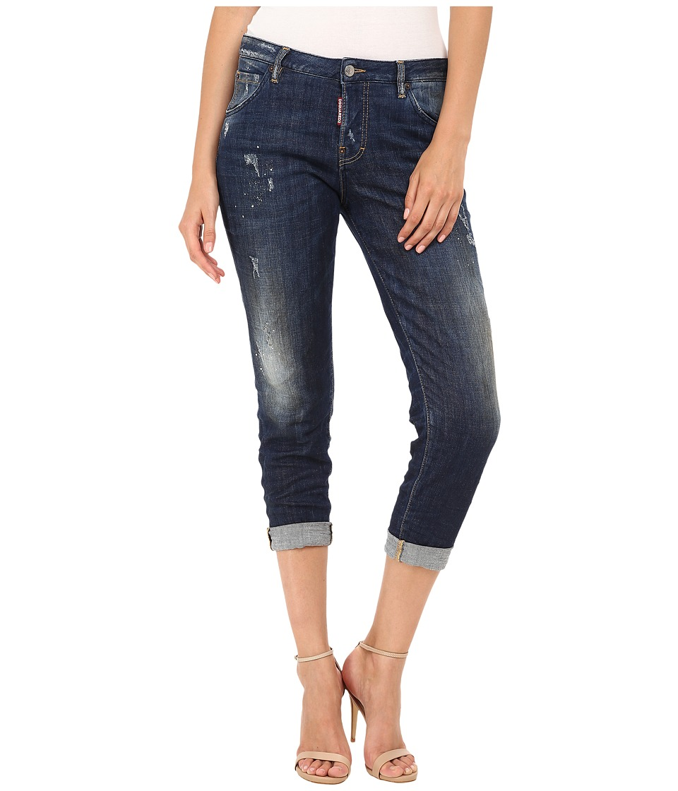 DSQUARED2 - Hockney Jeans (Blue) Women's Jeans
