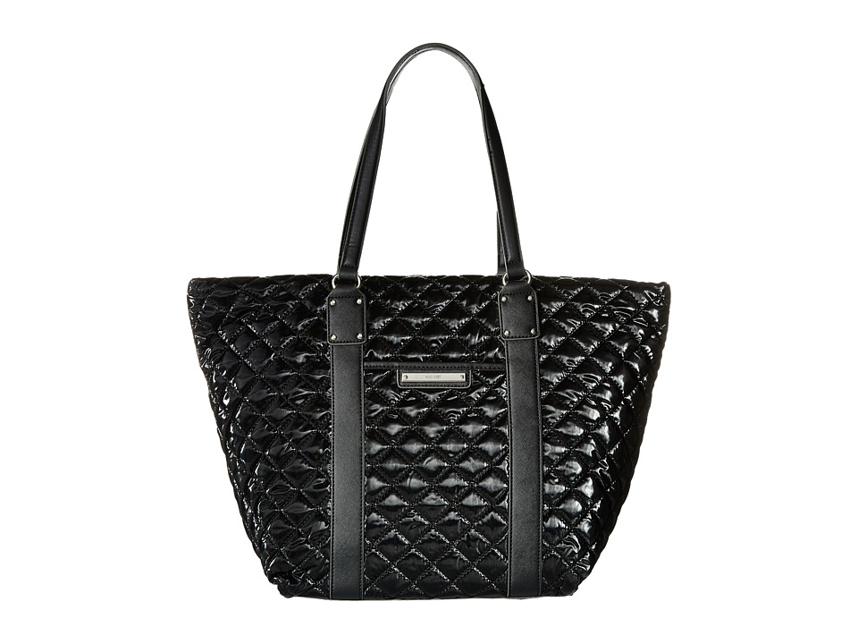 Nine West - The Spaces Between Tote (Black/Black) Tote Handbags
