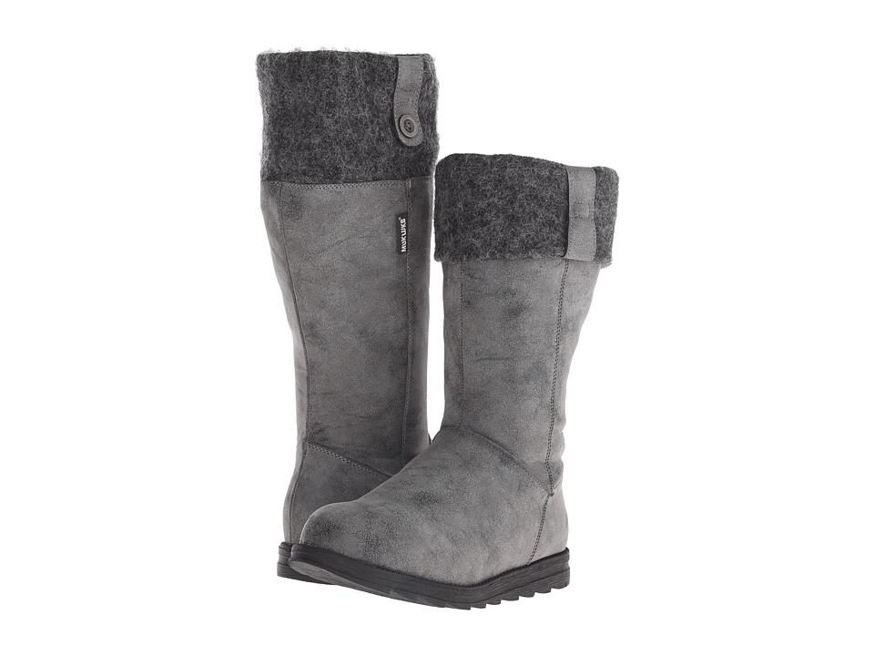 MUK LUKS - Alicia (Grey) Women's Boots