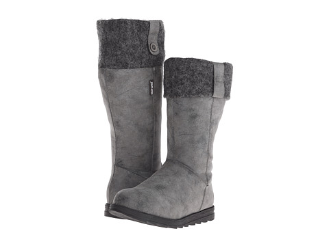 MUK LUKS - Alicia (Grey) Women's Boots