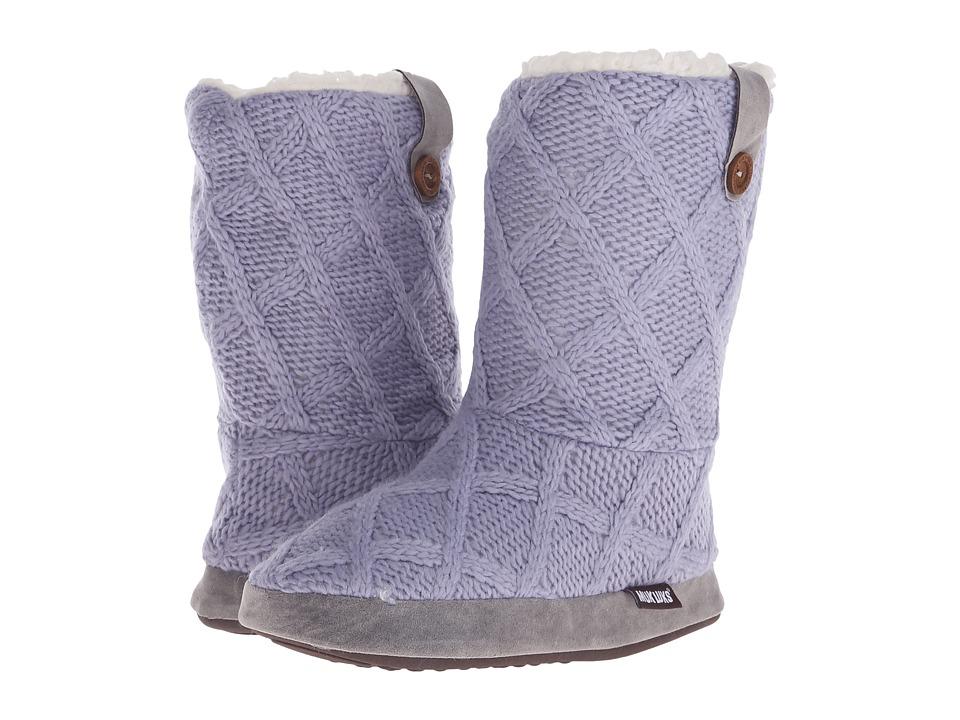 MUK LUKS - Arden (Light Blue) Women's Boots