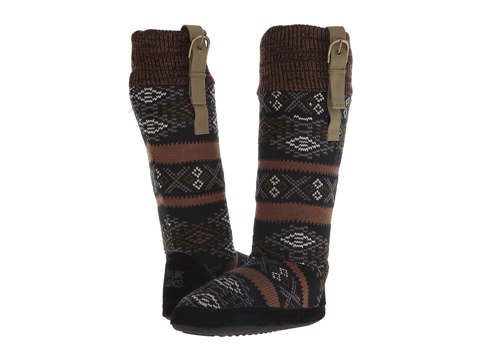 MUK LUKS Angela (Copper) Women