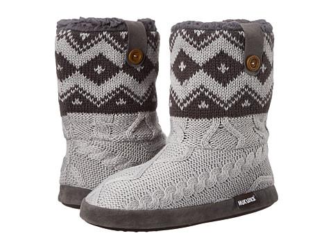 MUK LUKS - Arden (Grey) Women's Boots