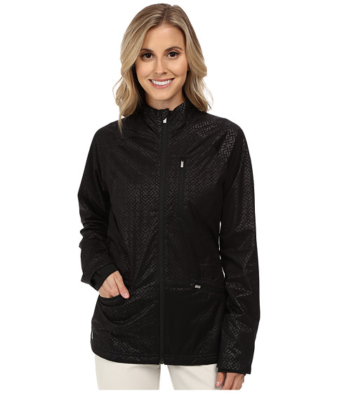 adidas Golf - Climaproof Fashion Rain Jacket (Black/Black) Women