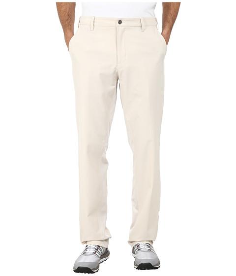 adidas Golf - CLIMACOOL Stretch Ventilation Pants (Ecru) Men