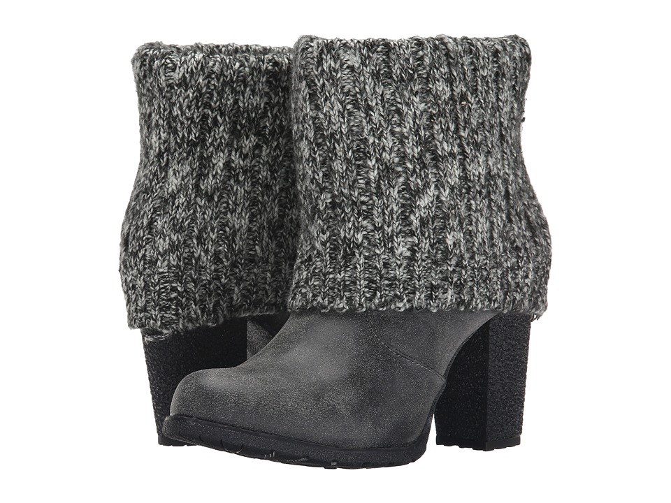 MUK LUKS - Chris (Grey) Women's Boots