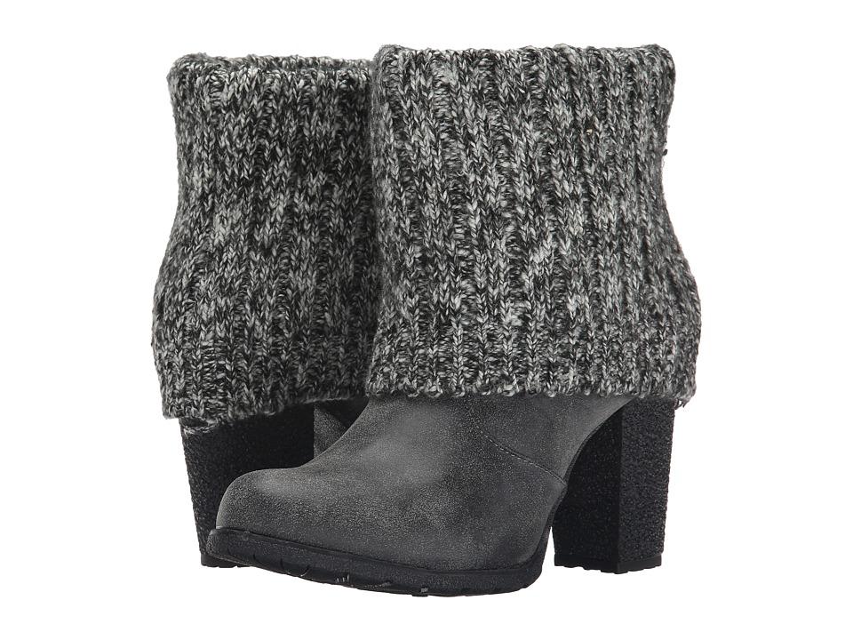 MUK LUKS - Chris (Light Brown) Women's Boots
