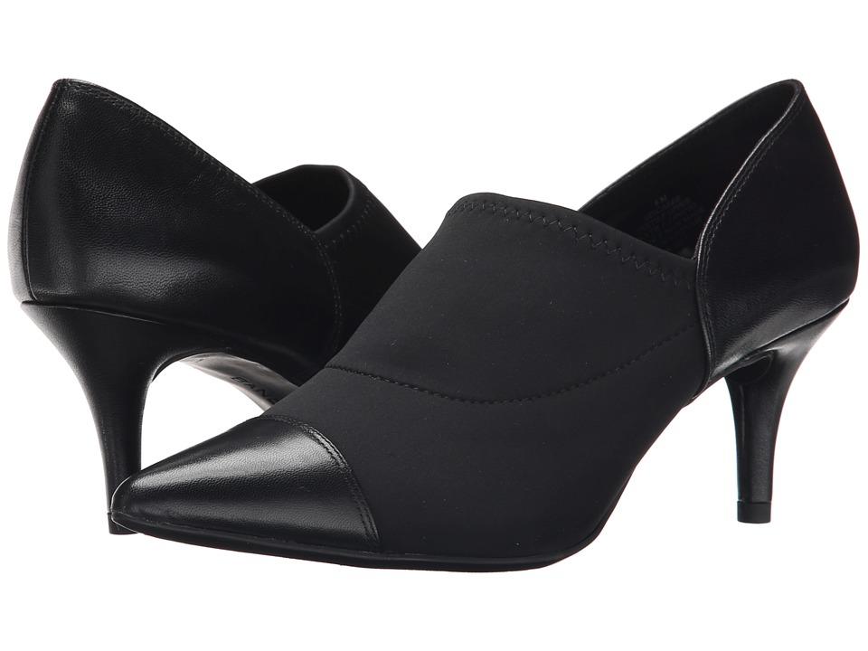 Bandolino - Icaree (Black/Black Fabric) Women