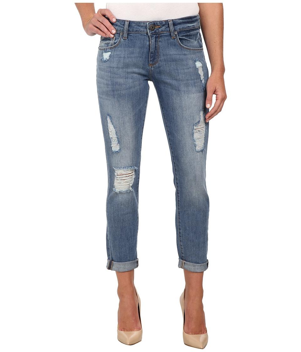 DL1961 - Azalea Slim Boyfriend in Soroya (Soroya) Women's Jeans