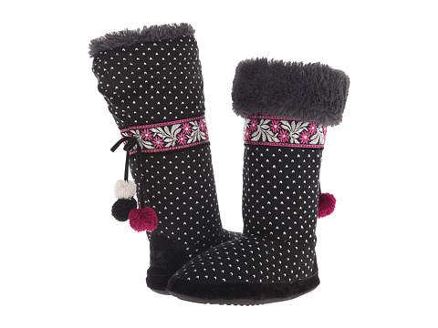 MUK LUKS - Jasmine (Black) Women's Boots