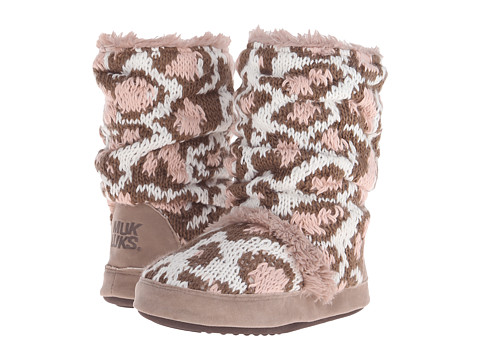 MUK LUKS - Jenna (Light Pink) Women