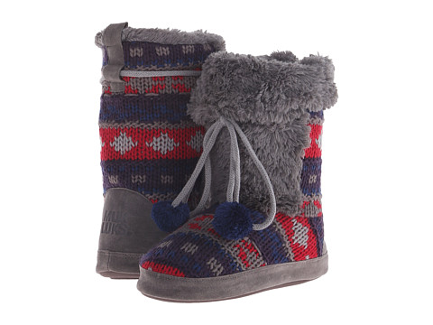MUK LUKS - Jewel (Navy) Women