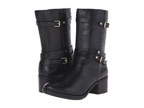 Bandolino - Ursal (Black/Black Leather) Women