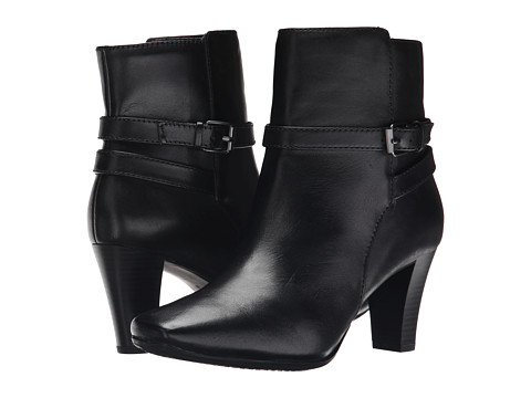 Bandolino - Valerie (Black/Black Leather) Women's Shoes
