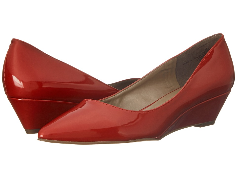 Bandolino - Yara (Medium Red Synthetic) Women's Shoes