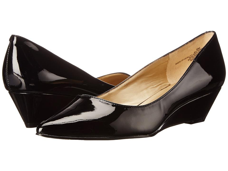 Bandolino - Yara (Black Synthetic) Women's Shoes