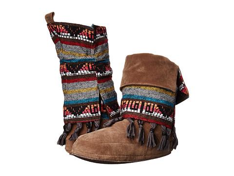 MUK LUKS - Lyndsey (Grey) Women's Boots