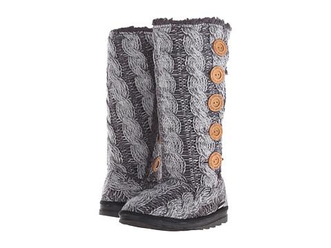 MUK LUKS - Malena (Grey) Women's Boots