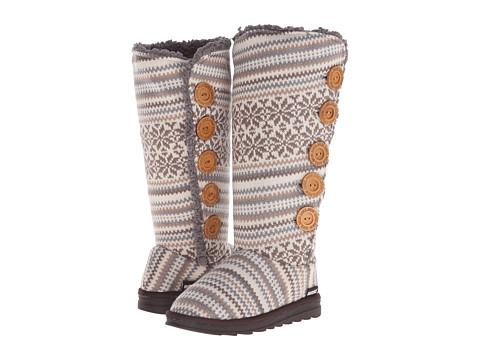 MUK LUKS - Malena (Vanilla) Women's Boots