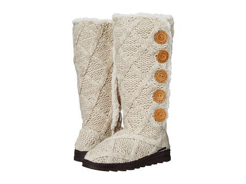 MUK LUKS - Malena (Vanilla 1) Women's Boots
