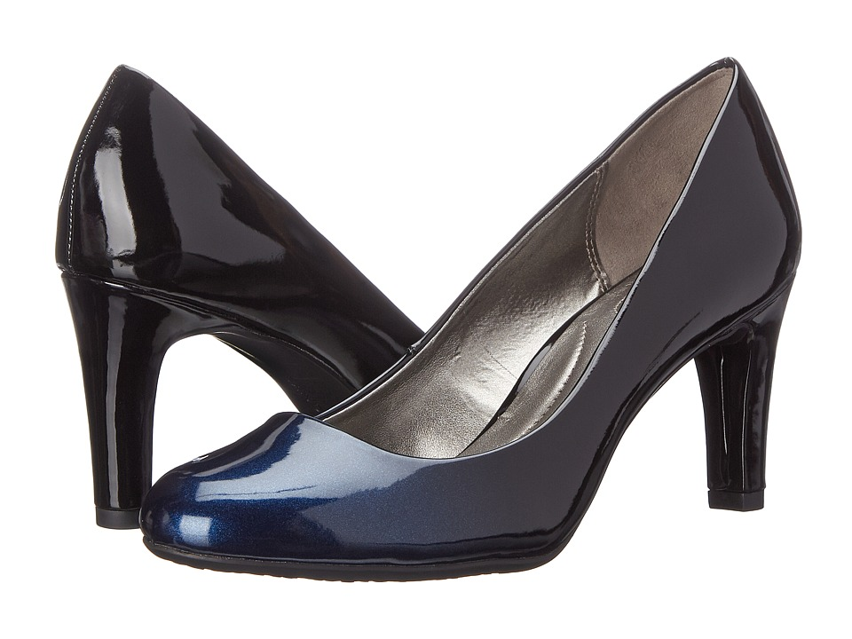 Bandolino Lantana (Navy Synthetic) High Heels