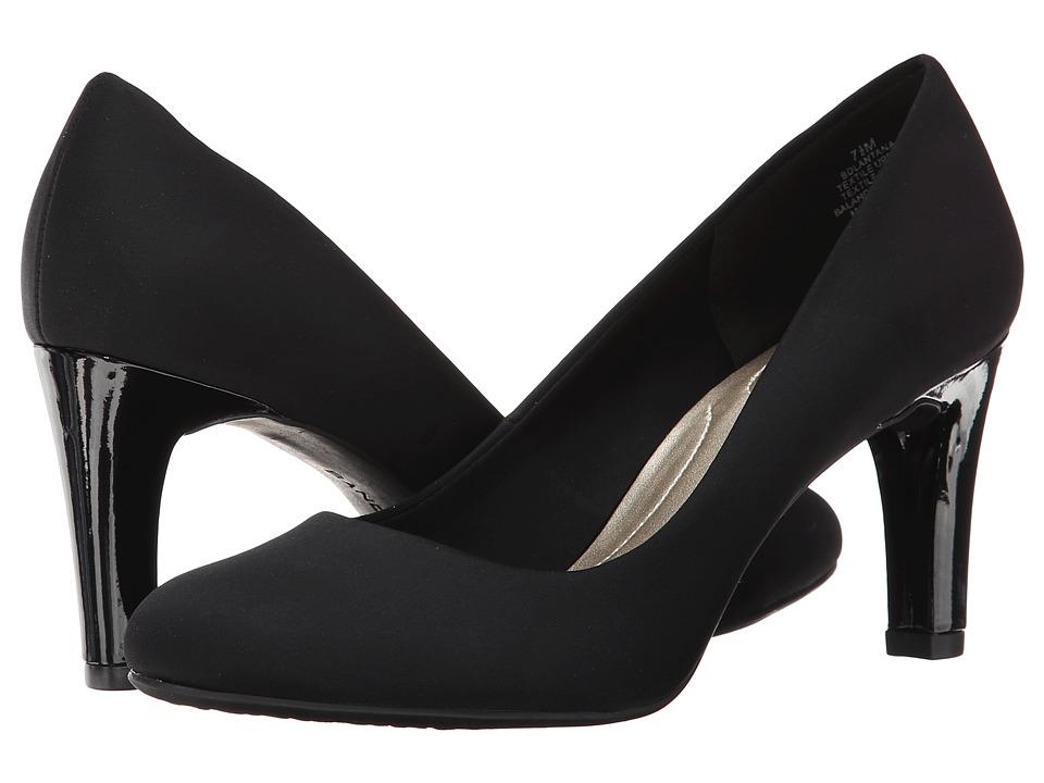 Bandolino - Lantana (Black Fabric 1) High Heels