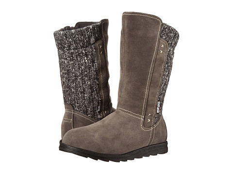 MUK LUKS - Stacy (Grey) Women's Boots