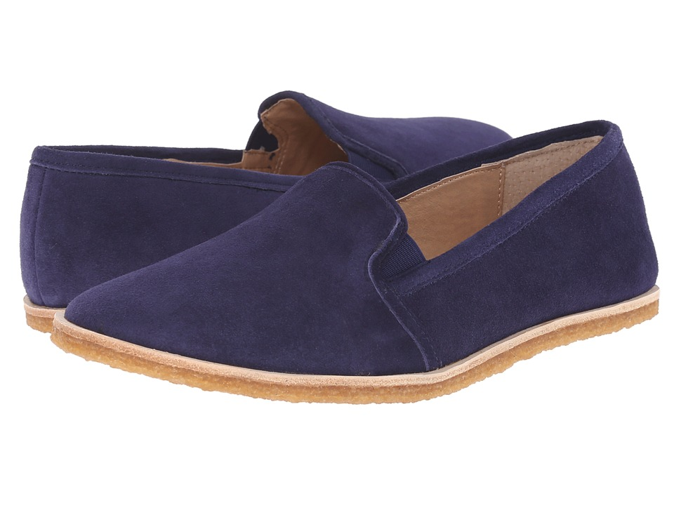 Splendid - Beatrix (Navy Kid Suede) Women's Flat Shoes