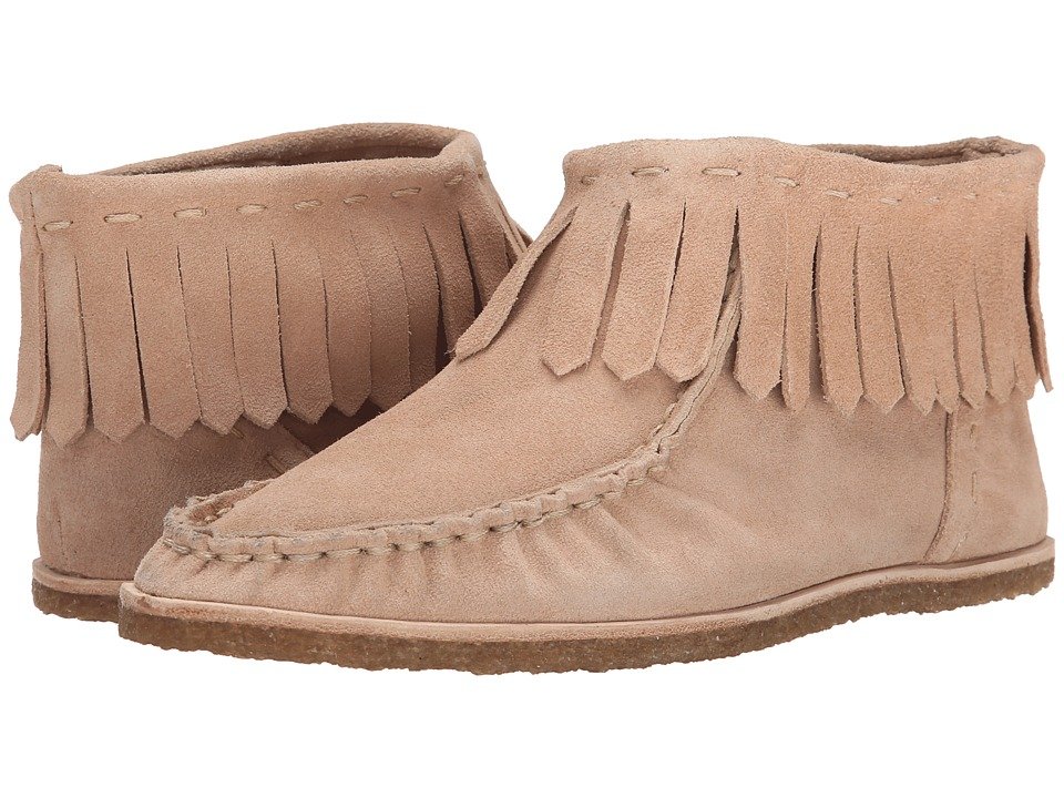 Splendid - Bennie (Nut Silky Cow Suede) Women's Shoes