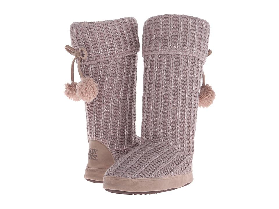 MUK LUKS - Winona (Light Purple) Women's Cold Weather Boots