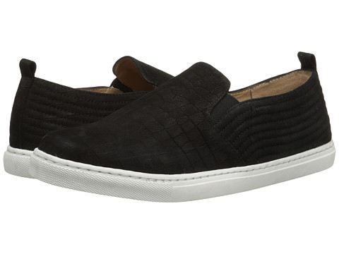 Splendid - San Diego (Black Croc Embossed Nubuck) Women
