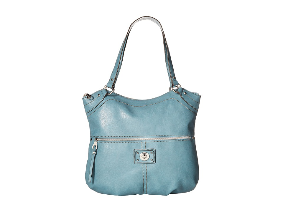 Relic - Prescott Shopper (Smokey Blue) Handbags