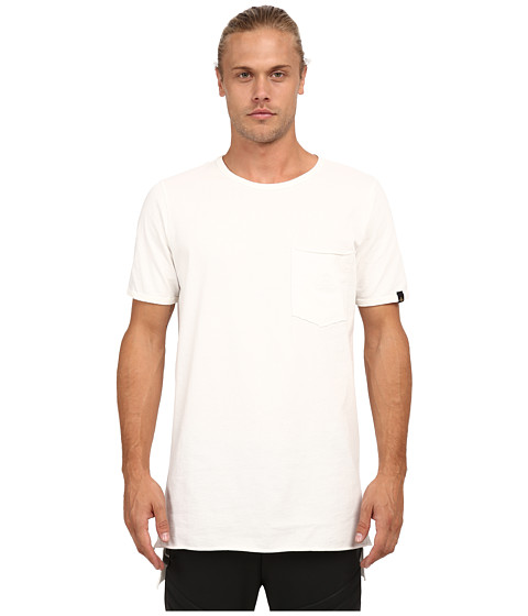Vivienne Westwood MAN - Anglomania Tail T-Shirt (White) Men