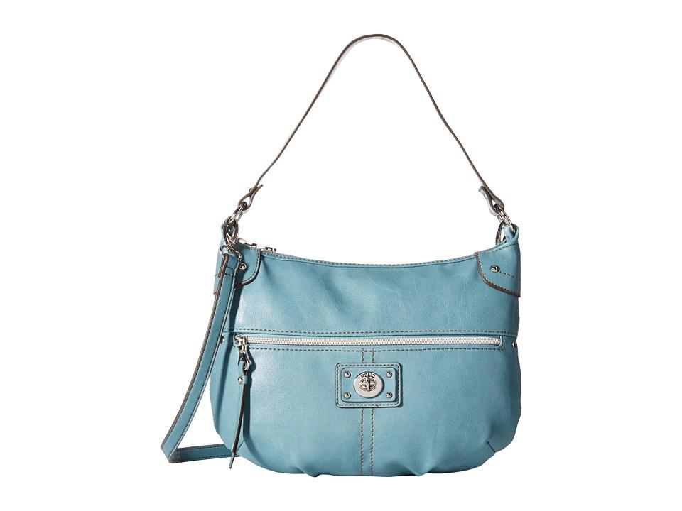Relic - Prescott Top Zip (Smokey Blue) Top-Zip Handbags