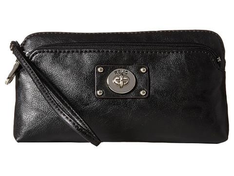 Relic - Prescott Mini Wristlet (Black) Wristlet Handbags