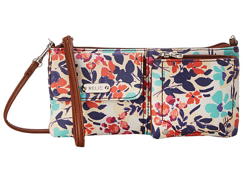 Relic - Evie East West Wristlet (Bright Multi) Wristlet Handbags