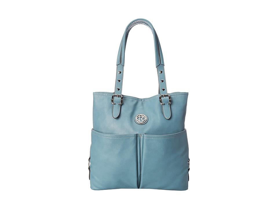 Relic - Bleeker N/S Tote (Smokey Blue) Tote Handbags