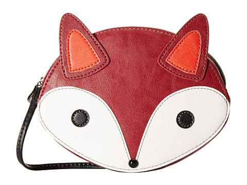 Relic - Caraway Fox Minibag (Orange Multi) Handbags