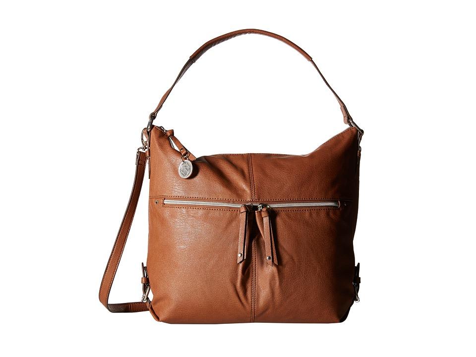 Relic - Finley Hobo Crossbody (Saddle) Hobo Handbags