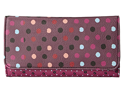 Relic - Takeaway Checkbook (Pink Multi) Checkbook Wallet