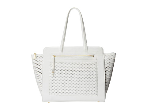 olivia + joy - Rory Tote (White) Tote Handbags
