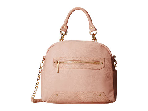 olivia + joy - Dynamo Satchel (Blush) Satchel Handbags