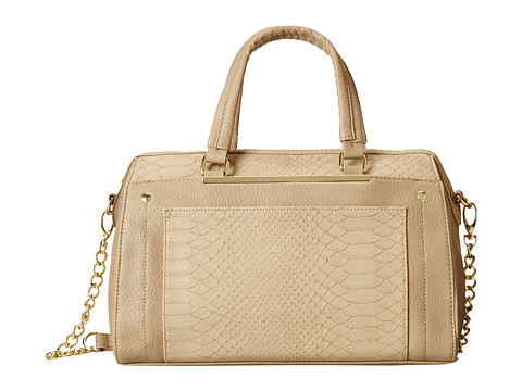 olivia + joy - Bailey Satchel (Stone) Satchel Handbags