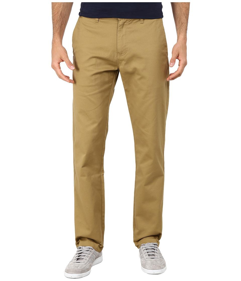 Volcom - Frickin Modern Stretch Chino (Dark Khaki) Men's Casual Pants