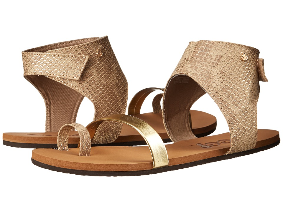 Reef - Hampton (Gold) Women's Sandals